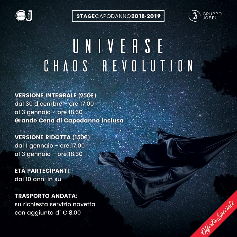 Chaos Revolution 2018